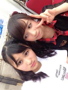 Nozawa Rena #AKB48 Ayana Shahab #JKT48