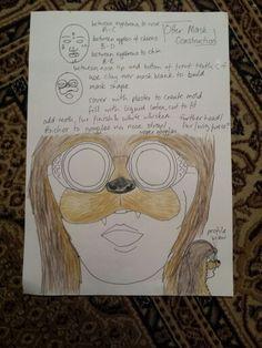 Otter Mask Base