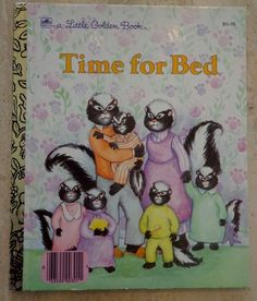 Customer Image Gallery for Time for bed (A Little golden book)