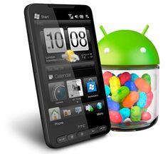 HTC HD2 recibe Jelly Bean demostrando que la comunidad puede con todo  http://www.xatakandroid.com/p/85903