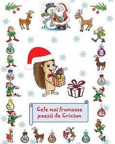Cele mai frumoase poezii de Crăciun - Logorici Mai, Peanuts Comics, Kids, Anul Nou, Bebe, Young Children, Boys, Children, Boy Babies