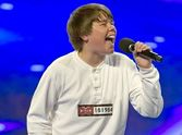 Shy 16 Year-Old Boy Blows the Judges Away With a Jackson 5 Tribute - WOW!