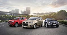 Chevrolet tại Việt Nam tăng trưởng mạnh