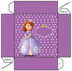 144 Best Sofia The First Printables Images Princess Sofia Party