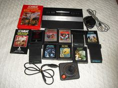 Atari 2600 Rainbow Mini System w/ 10 games - $99.99 (iOffer)