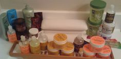 Fabulous and Frugal Products 2 for kinky, curly, coily hair - that's me!