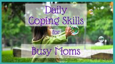 11 Healthy Ways to Relieve Stress for Busy Moms