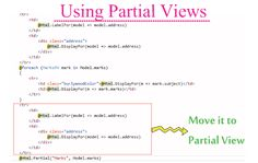 This Tutorial Exposes Multiple ways to Call Partial Views from a Parent View. These methods are - Action Method & through jQuery AJAX. Parenting, Action, Coding, Child, Group Action, Boys, Kid, Children, Infant