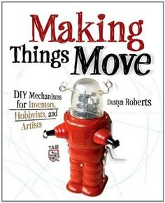 In Making Things Move, you'll learn how to build moving mechanisms through non-technical explanations, examples, & do-it-yourself projects--from art installations to toys to labor-saving devices. The projects include a drawing machine, a mini wind turbine, a mousetrap powered car, & more, but the applications of the examples are limited only by your imagination. A breadth of topics is covered ranging from how to attach couplers & shafts to a motor, to converting between rotary & linear…