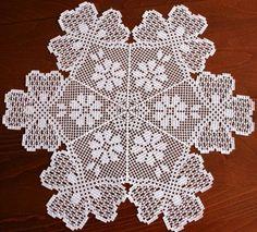 Advanced Embroidery Designs - FSL Crochet Shamrock Doily
