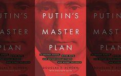 Putin Master Plan book cover