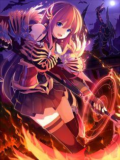Royal Ruby Slayer by Riki-to