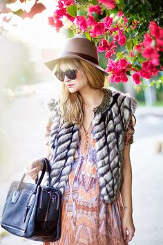 vests  Loose dresses vests La bohème - Late afternoon