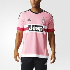 68950276e This men s soccer jersey is a version of what Juve wear when they take  their goal