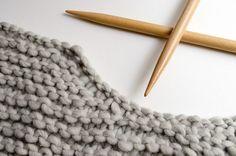 Comment créer la forme d'un col sans rabattre les mailles et en faisant des rangs courts   The Blog - FR