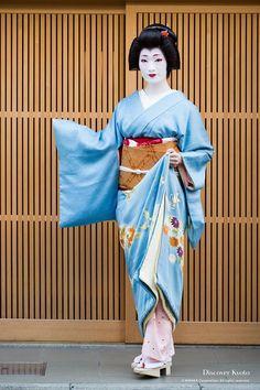 Geiko Kofuku of Miyagawacho