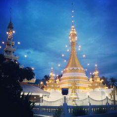 Pagoda @Maehongson Province