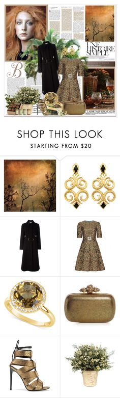 """""""Bella"""" by lilarose111 ❤ liked on Polyvore featuring STELLA McCARTNEY, Dolce&Gabbana, Alexander McQueen, Tom Ford, Une, Chanel and PLANT"""
