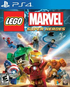 In LEGO Marvel Super Heroes, players will unlock more than 100 characters from across the Marvel Universe, including fan favorites like Spider-Man, Iron Man, Wolverine, Captain America, the Hulk, Thor, Black Widow, Hawkeye, Deadpool, Loki and Galactus! The game will pack in a plethora of super-cool character abilities, combat-like action sequences, epic battle scenes, puzzle-solving and a unique story told with playful LEGO humor.