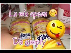 LA MIA SPESA DA SIMPLY SUPER SCONTI E OFFERTE