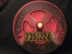 Michael Wilson's 'Wheel on Fire'