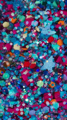 Freebie Friday: Glitter Macros for Your Phone!