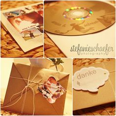 packaging - photographer dvd package