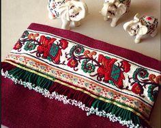 Elephant Bohemian Clutch Boho Bag Fashion Bag by BOHOCHICBYDAMLA