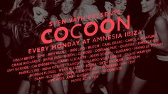 Cocoon Ibiza mixed by Carl Craig and Sonja Moonear / Cocoon Recordings…