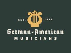 German-American Musicians Logo