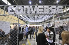 Bread & Butter Berlin 2012 – CONVERSE store design