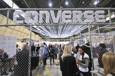 Bread & Butter Berlin 2012 – CONVERSE store design