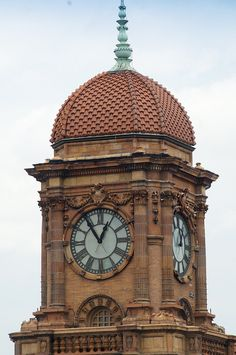 Main Street Station, Richmond, Virginia by ucumari, via Flickr