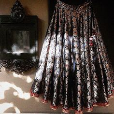 #dhruvsingh #bridal #indianwedding #lehenga #blue #red #gold #embroidered #woven #festive #handmadeinindia