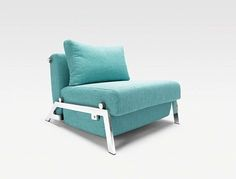 CUBED SLEEK CHAIR BED - Modern - Armchairs And Accent Chairs - by ...