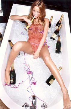 Bottles & models.
