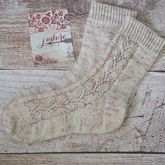 Ravelry: Chocolate Kiss Socks pattern by Marianne Heikkinen
