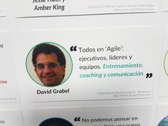 #Agile should be spread in parallel to the entire organization.  While agile teams shows the how, the #AgileCoach