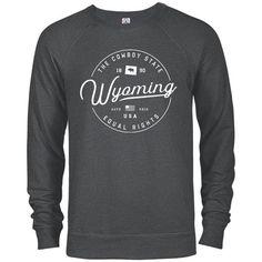 Virginia State Motto Souvenir Tourist VA Gift Womens Hooded Pullover Sweatshirt