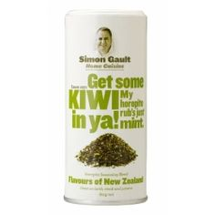 Simon Gault's selection of Kiwi herbs including native grown Horopito Bolognese, Kiwi, New Zealand, The Selection, Seafood, Cooking Recipes, Herbs, Sea Food, Chef Recipes