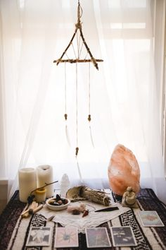 """Last week my friend asked me, """"What is it like being a reiki master?"""" My short answer: It infuses magic into the mundane. Meditation Space, Yoga Meditation, Chakras, Tarot, Home Altar, Self Treatment, Zen Space, Reiki Symbols, Morning Ritual"""