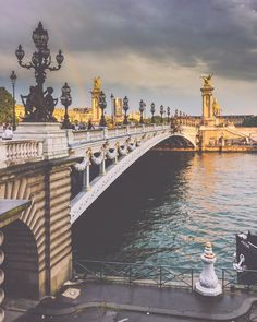 After the Storm, Pont Alexandre III, Paris