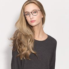 d411f094bb403 Notting Hill Ivory Tortoise Acetate Eyeglasses from EyeBuyDirect. Come and  discover these quality glasses
