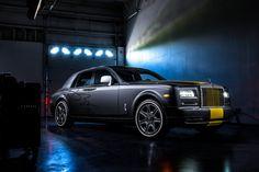 Antonio Brown Shows Off Rolls Royce Phantom - Rides Magazine
