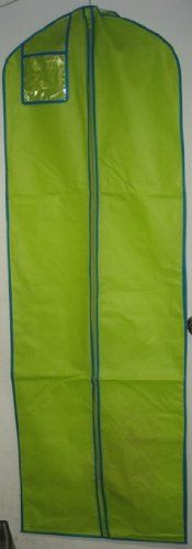 Lime Green Breathable Cloth Wedding Gown Garment « Dress Adds Everyday