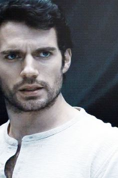 Henry Cavill - he is gorgeous!