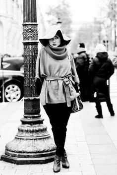 How to wear floppy hat with hijab-How to be elegant hijabista – Just Trendy Girls