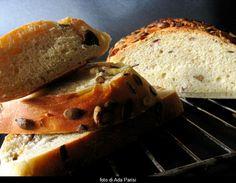 Un pane sofficissime e profumato, con cipolle di Tropea e olive verdi. E' fatto con il lievito di birra secco, quindi nulla di complicato. Fondamentale però è rispettare i tempi di...