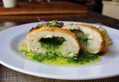 Food Wishes Video Recipes: Chicken Kiev – A High Degree of Difficulty Always Scores Extra Points
