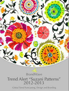 Suzani Fabrics and Patterns